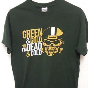 NFL Greenbay Packers Men's Shirt